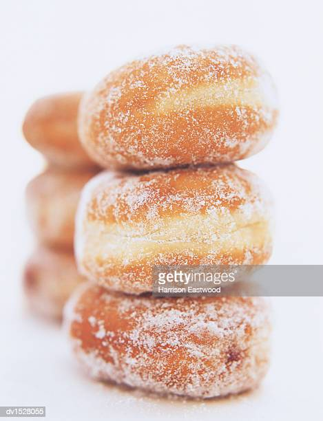 Six Jam Doughnuts