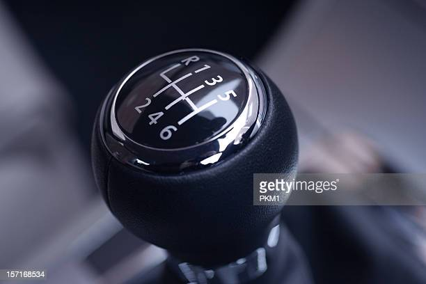 Six Speed  Gearshift