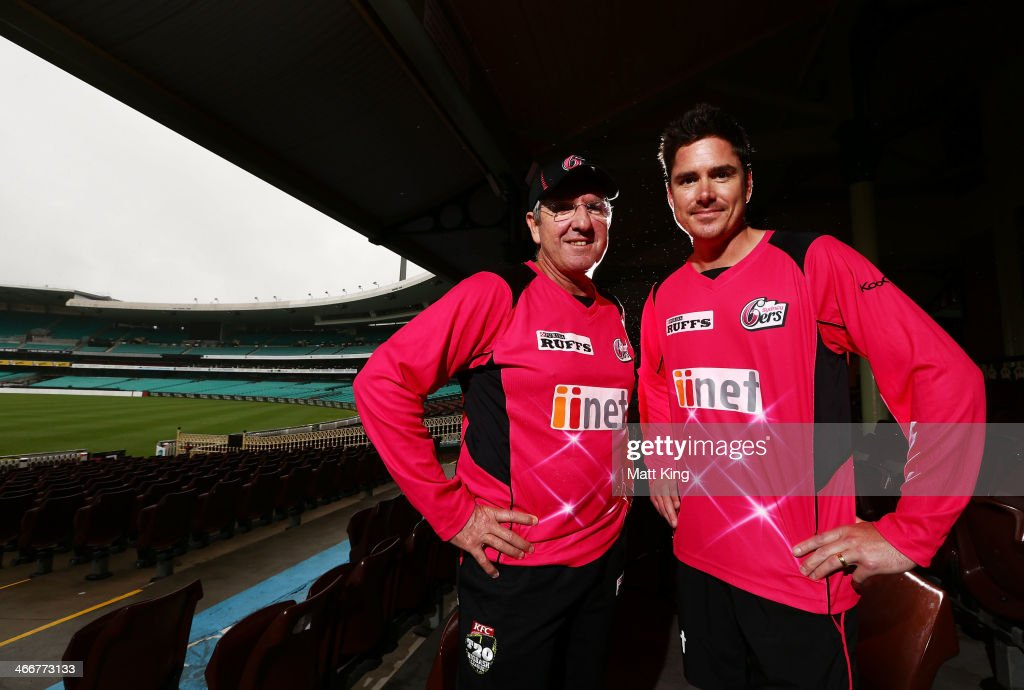 Sydney Sixers Press Conference