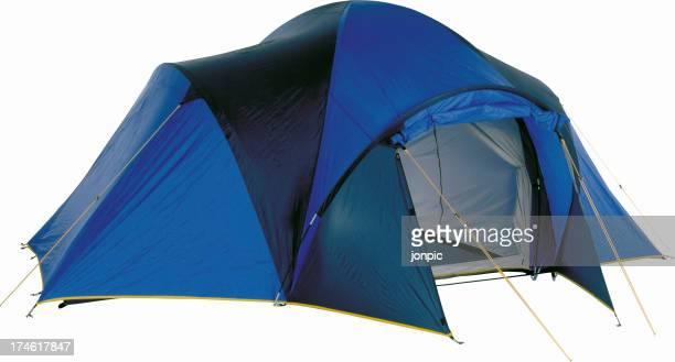 Sechs Personen Rundzelt, camping und Campingplätzen