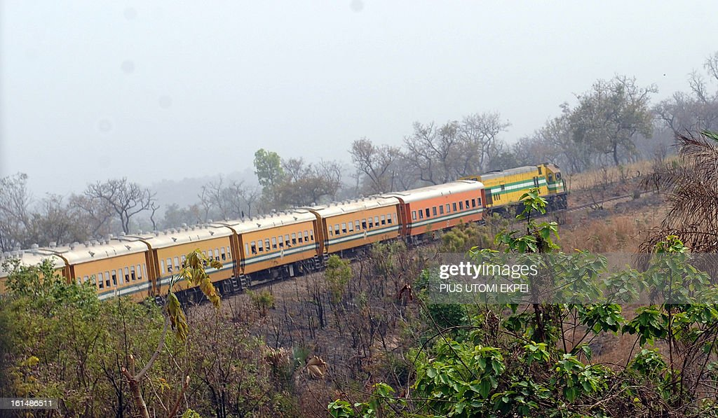 NIGERIA-TRANSPORT-INFRASTRUCTURE-FEATURE : News Photo