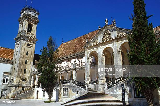 A sixteenth century University is located in Coimbra Portugal June 1999