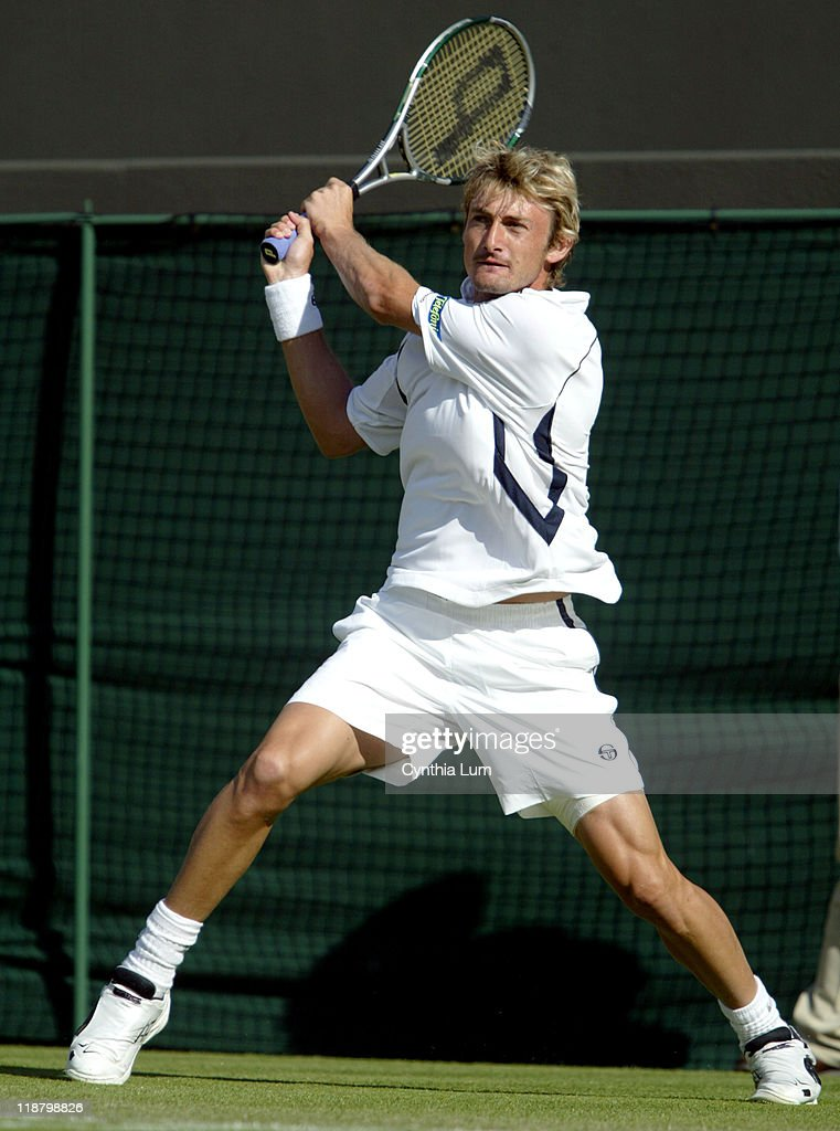 2004 Wimbledon Championships - Gentlemen's Singles  - Third Round - Juan Carlos