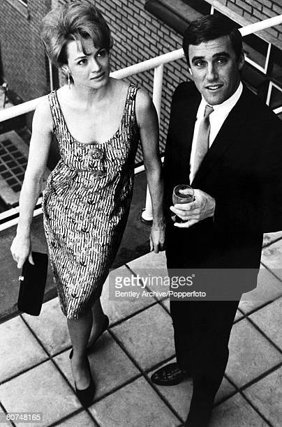 Sixties Icons, 1st April 1965, Portrait of American composer and songwriter Burt Bacharach, who was famous for creating some of the most popular and...