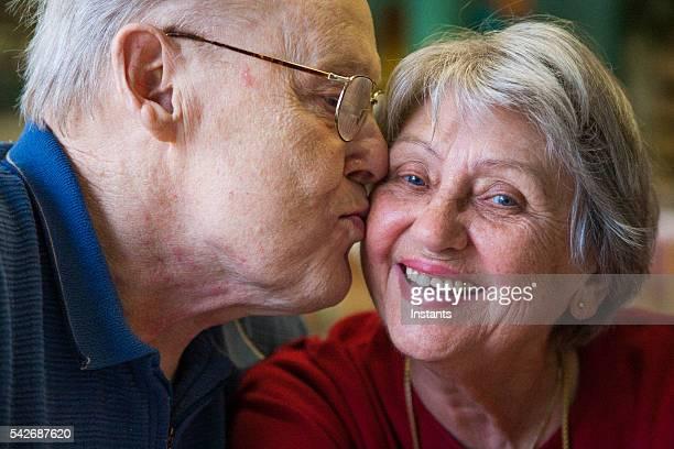 Ensemble de soixante ans et toujours en amoureux!
