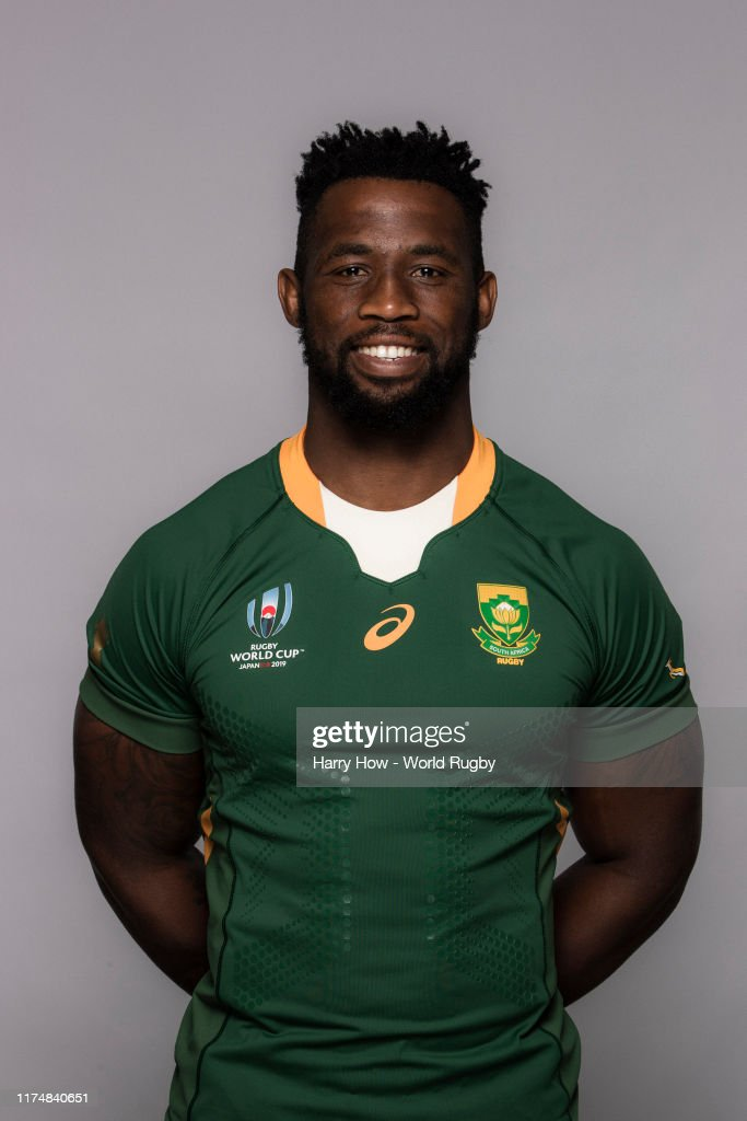 South Africa Portraits - Rugby World Cup 2019 : News Photo