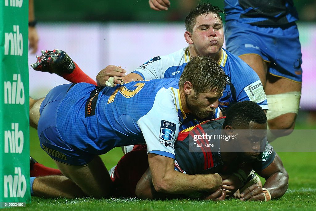 Super Rugby Rd 16 - Force v Stormers