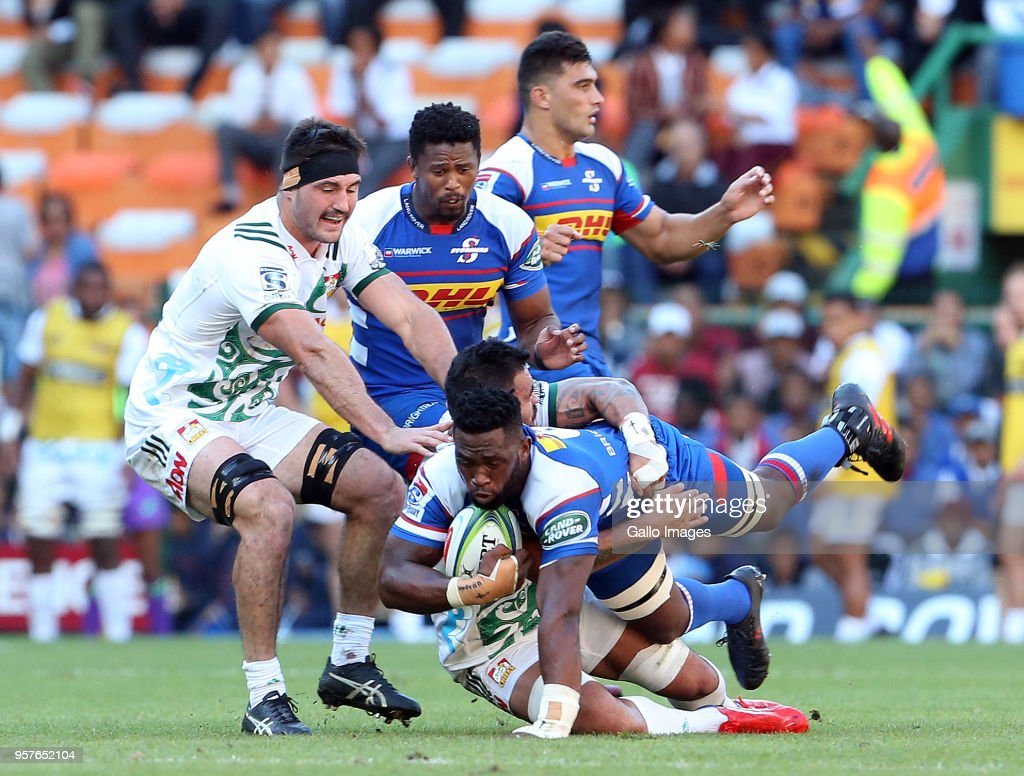 Super Rugby Rd 12 - Stormers v Chiefs : News Photo