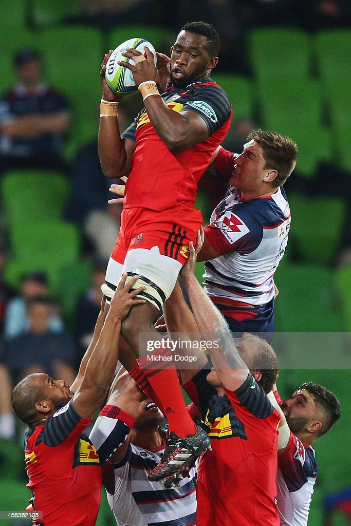 Super Rugby Rd 15 - Rebels v Stormers