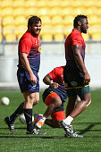 wellington new zealand siyamthanda kolisi frans