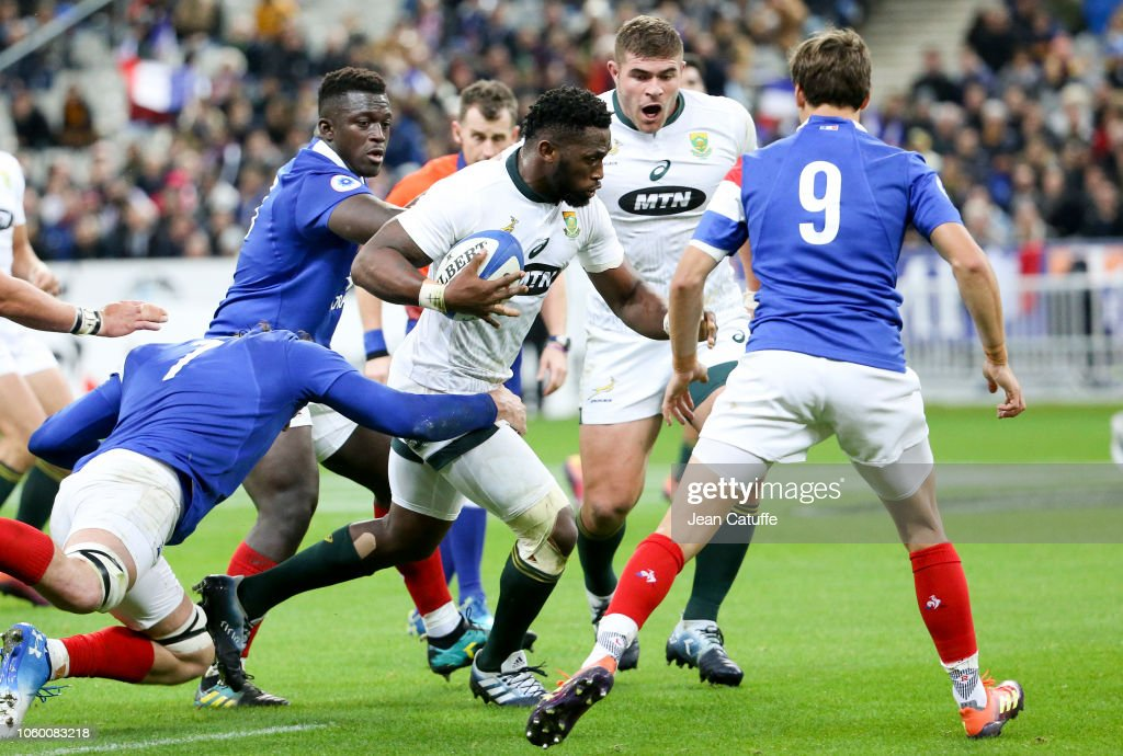 France v South Africa - International Friendly : News Photo