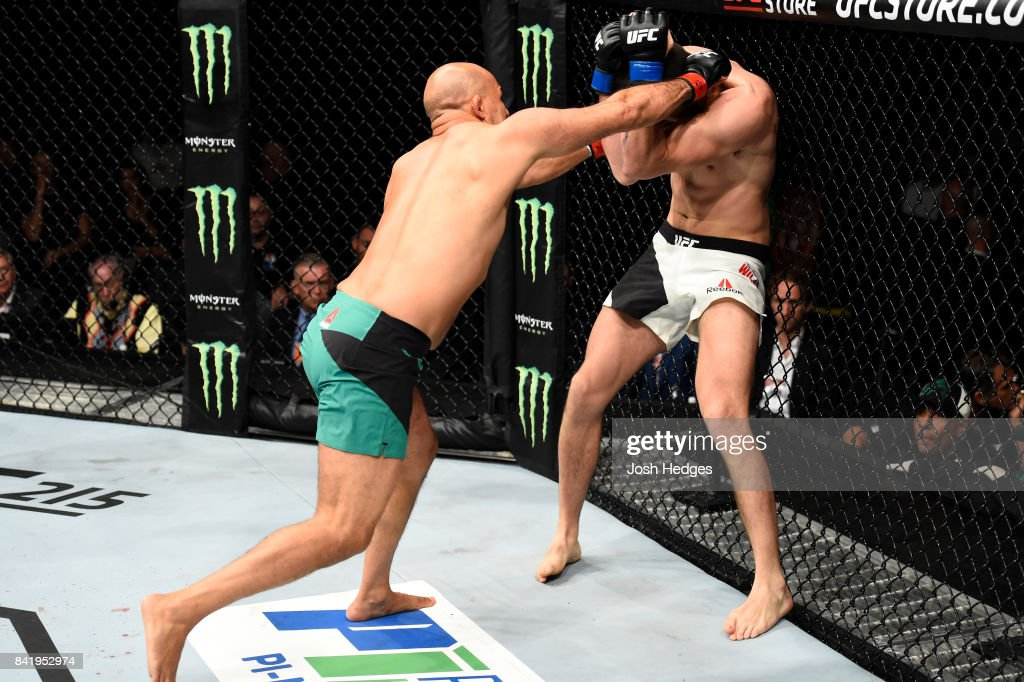 UFC Fight Night: Bahadurzada v Wilkinson : News Photo