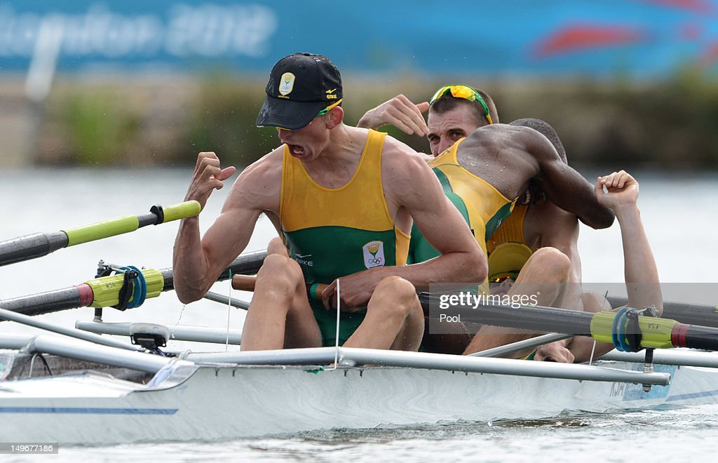Olympics Day 6 - Rowing : News Photo