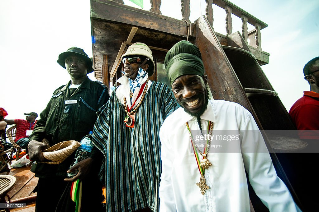 SIZZLA KALONJI CULTURAL AMBASSADOR TO THE GAMBIA RECEIVES