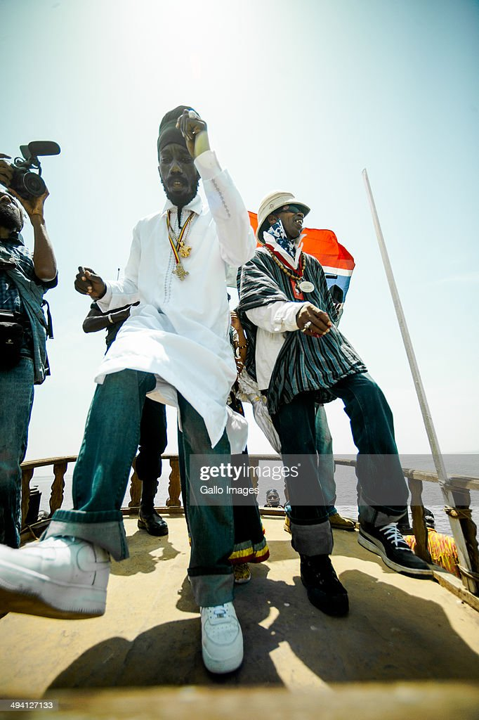 Sizzla Kalonji honoured in Gambia | Entertainment