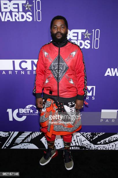 Sjava attends The Late Night Brunch during the 2018 BET Experience at OUE Skyspace LA on June 21 2018 in Los Angeles California