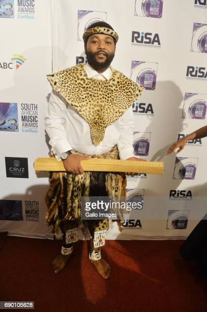 Sjava during the 23rd annual South African Music Awards ceremony at Sun City on May 27 2017 in Rustenburg South Africa The SAMAs is an annual premier...