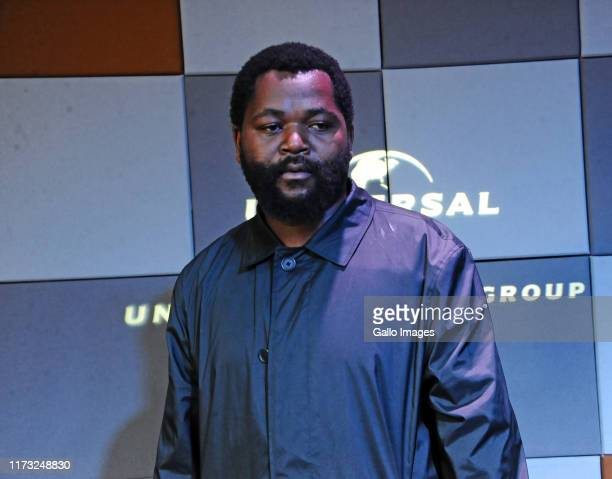 Sjava during the Music Is King media launch held at the Universal Studios on October 02 2019 in Johannesburg South Africa The music concert a...