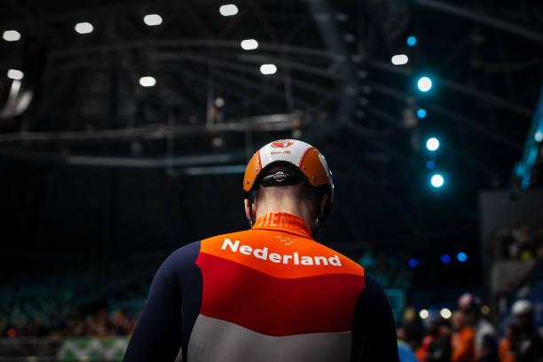 NLD: ISU World Cup Short Track - Dordrecht