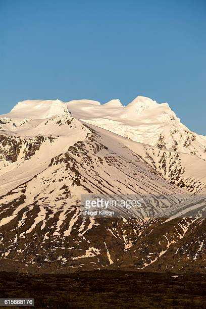 skaftafell national park, iceland - austurland stock pictures, royalty-free photos & images