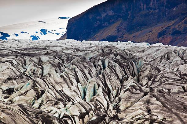 Skaftafellsjokull glacier, Vatnajokull National Park - South.