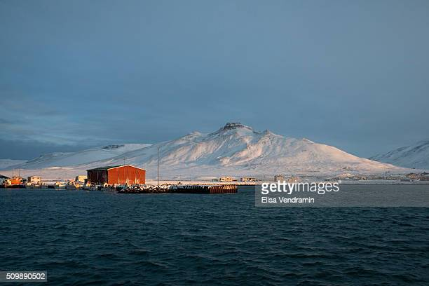 Skagastrond is a town and municipality on the north coast of Iceland on the east coast of the bay Húnafloi Notable landmarks include the mountain...
