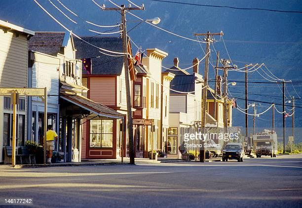 Skagway city, Alaska