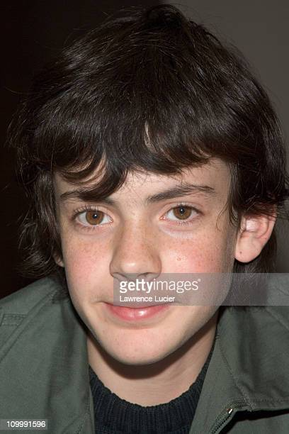 Skandar Keynes during Cast Signing for The Chronicles of Narnia The Lion the Witch and the Wardrobe at Barnes Noble in New York City November 17 2005...
