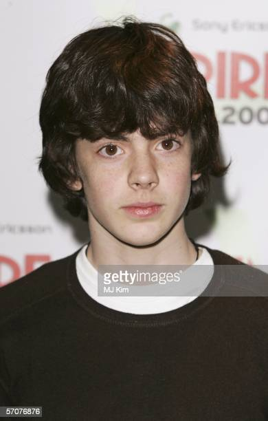 Skander Keyes Arrives At The Sony Ericsson Empire Film Awards 2006 The Annual Awards Show Voted