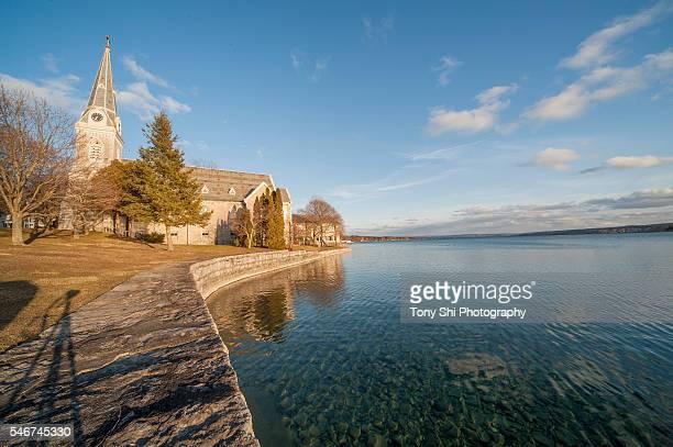 skaneateles - skaneateles lake - update new york - スカネアトレス湖 ストックフォトと画像