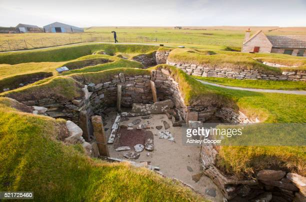Skara Brae on Orkney's mainland is regarded as the most remarkable ancient monument in Europe.