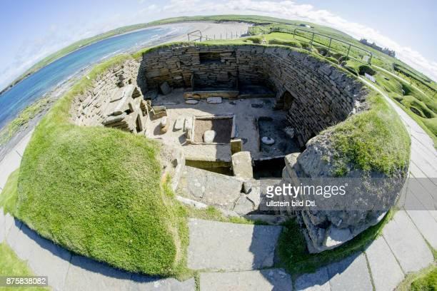 Skara Brae Orkney Schottland Scotland Grossbritannien Great Britain