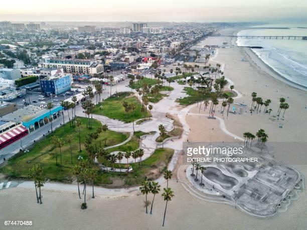 Skate Park in Venice Beach