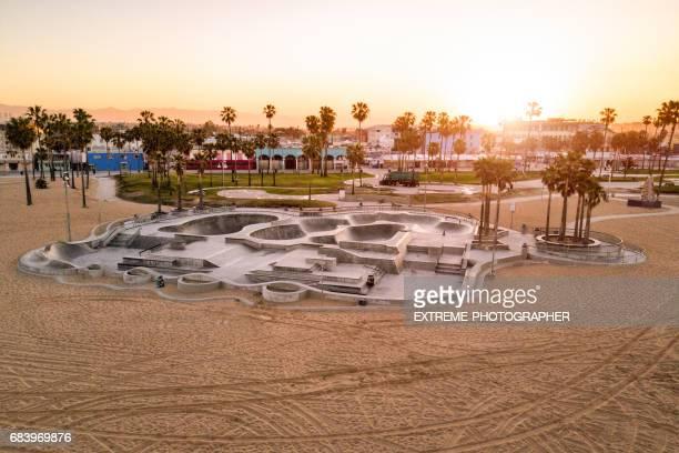 Skate Park à Venice Beach