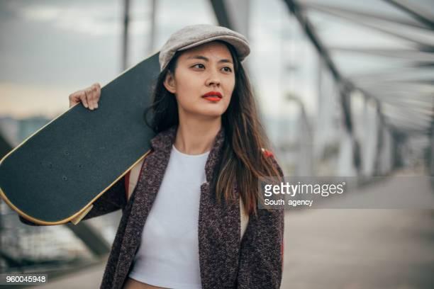 Skate femme