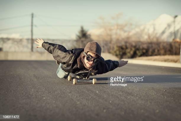 Skateboard Aviator