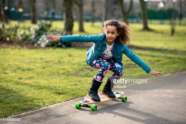 skateboard skills - skating stock pictures, royalty-free photos & images