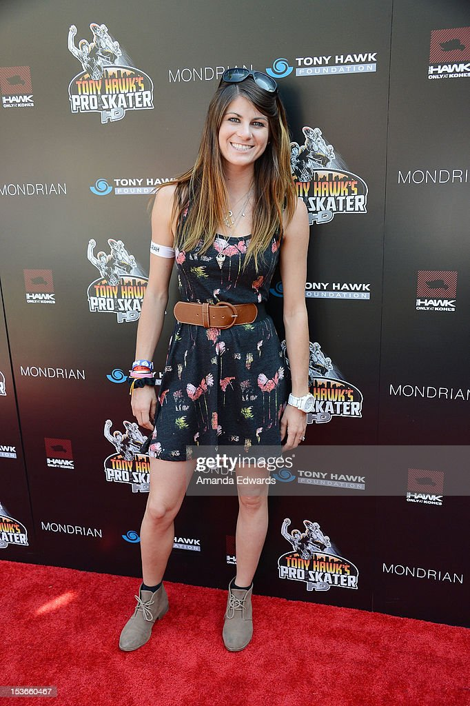9th Annual Stand Up For Skateparks Benefiting The Tony Hawk Foundation : News Photo