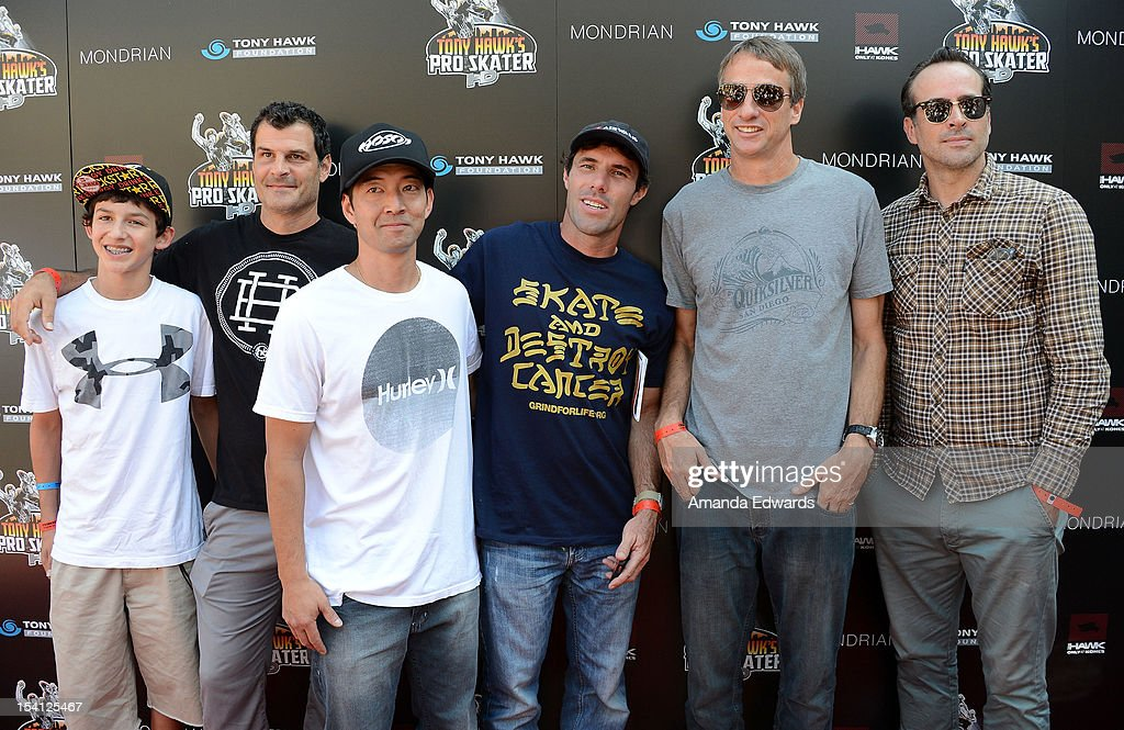 9th Annual Stand Up For Skateparks Benefiting The Tony Hawk Foundation