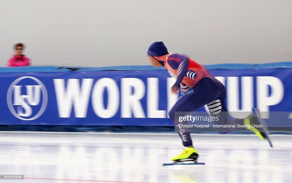 NOR: ISU World Cup Speed Skating - Stavanger