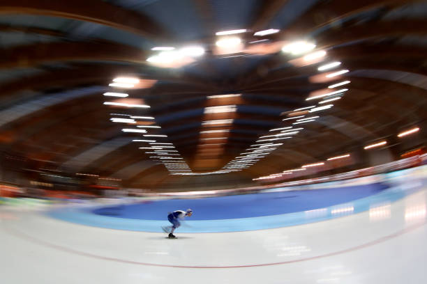DEU: ISU World Cup Speed Skating - Erfurt