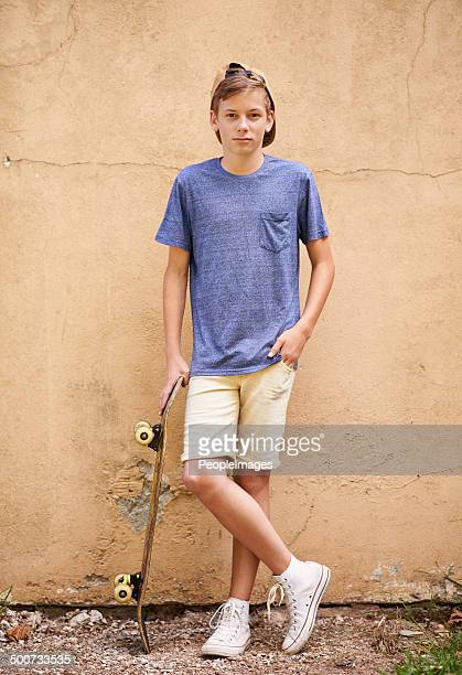 skater dude - teenage boys stock pictures, royalty-free photos & images