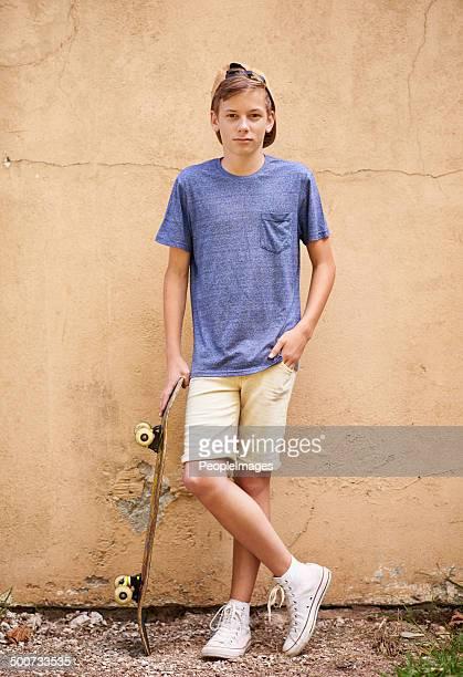 Skater-Typ