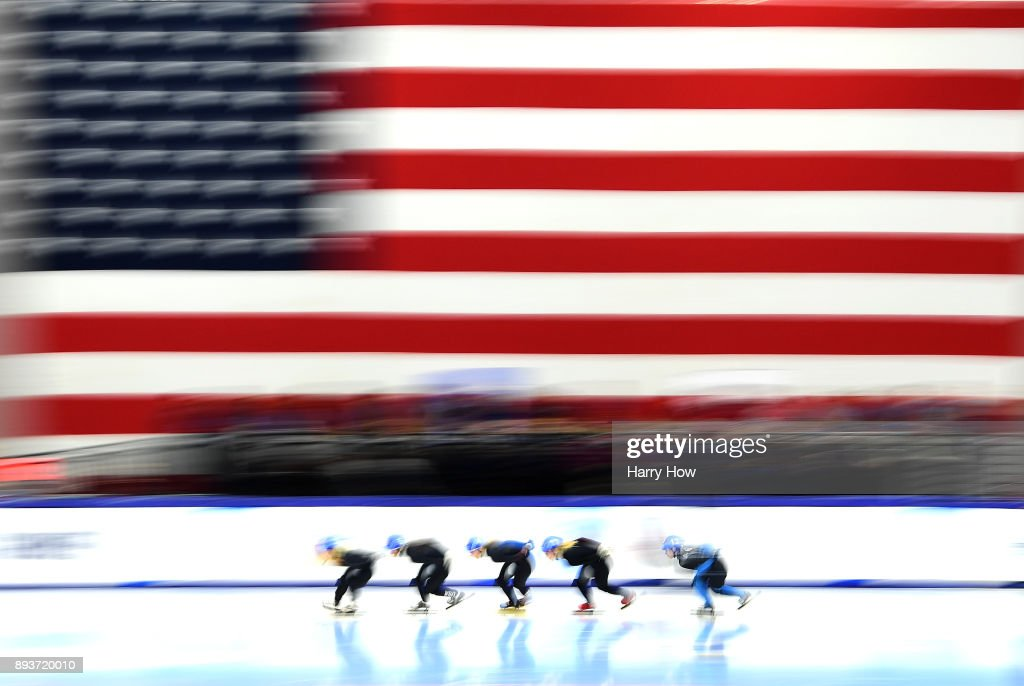 U.S. Olympic Team Trials - Short Track
