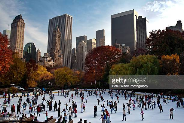 Skating Central Park