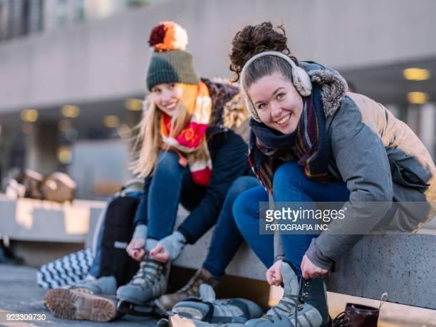 Skaten, Innenstadt