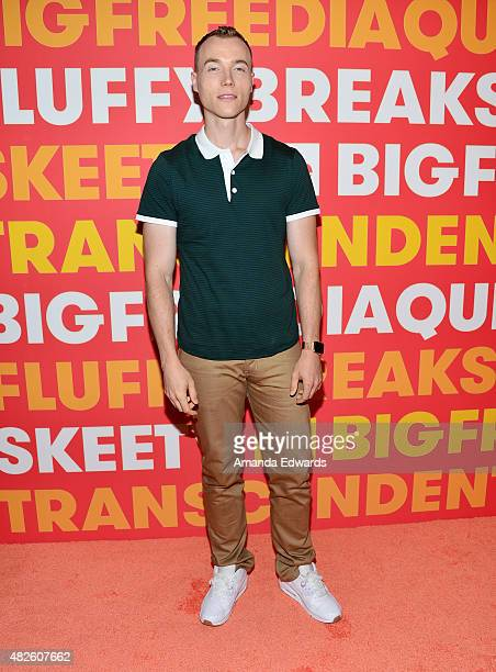 Skee attends the FUSE Sunset Cocktail Party at The Beverly Hilton Hotel on July 31 2015 in Beverly Hills California