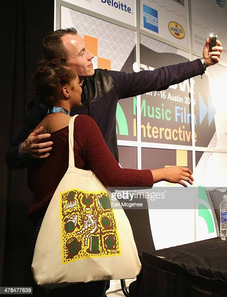 Skee attends 'YouTube New Breeding Ground for Music's Future' during the 2014 SXSW Music Film Interactive at Austin Convention Center on March 13...