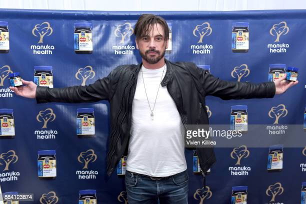 Skeet Ulrich attends the 1027 KIIS FM Artist Gift Lounge at 1027 KIIS FM's Jingle Ball 2017 presented by Capital One at The Forum on December 1 2017...