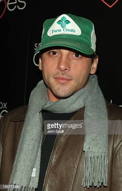 Skeet Ulrich during Smashbox Cosmetics Hosts First Annual Toy Drive Babes in Toyland at Smashbox Studios in Los Angeles California United States